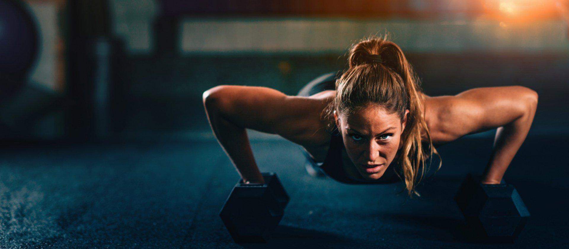 Personal trainer en Fitness opleidingen - Sport & People