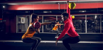 Fitness Trainer A opleiding