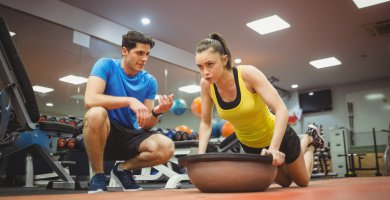 Fitness Trainer B opleiding